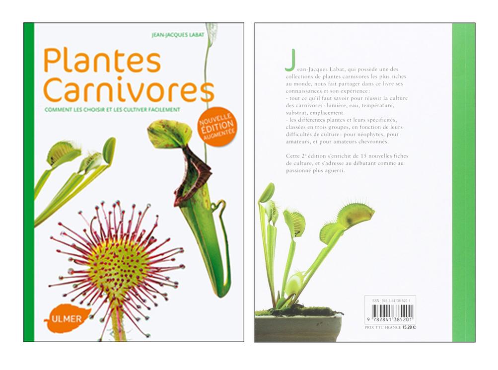 Livre plantes carnivores notre s lection plante carnivore for Acheter des plantes par internet